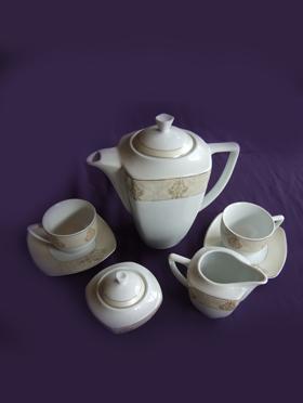 Serviciu ceai 27 piese 1382/3278/1-7460
