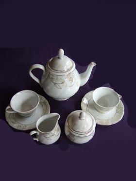 Serviciu ceai 27 piese 1443/5378/1-20718a