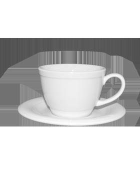 Ceasca cafea Cappuccino cu Farfurie