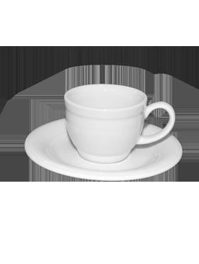 Ceasca cafea Espresso cu Farfurie